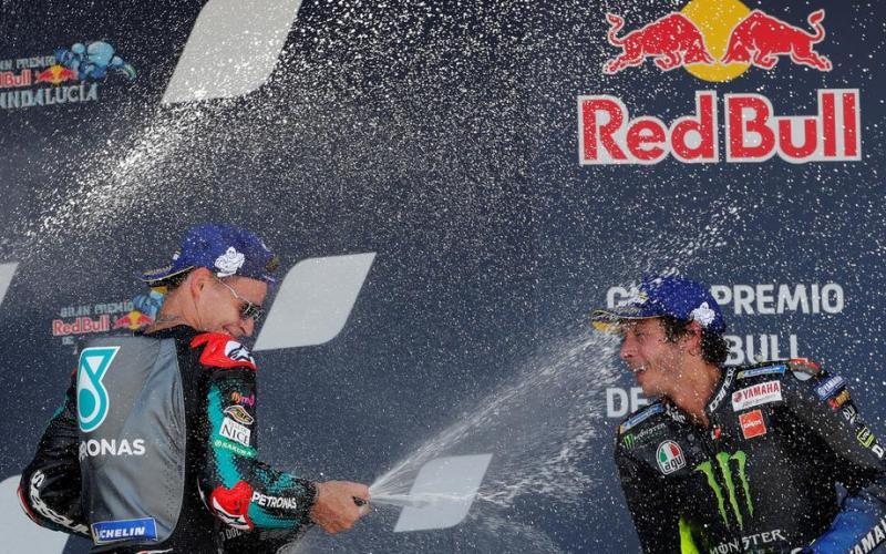 Valentino Rossi tests positive for coronavirus