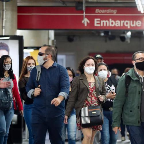 Brazil reopens international flights to tourists even as coronavirus deaths spike