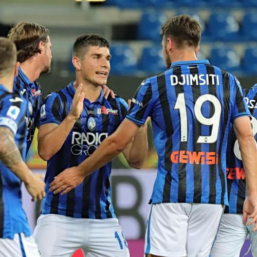 Atalanta registers a late win at Parma as they approach the 100th goal milestone