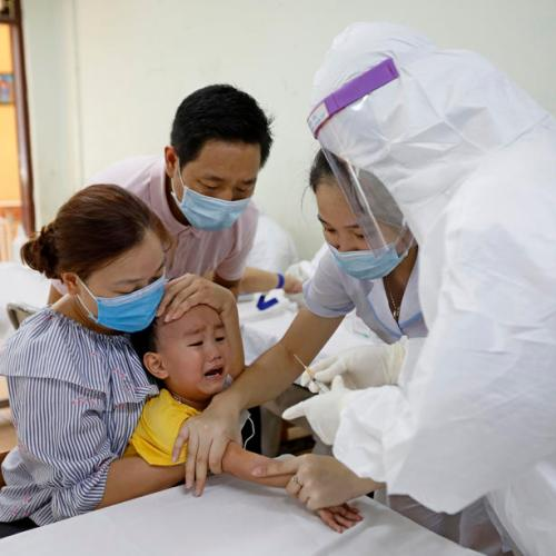Vietnam reports biggest jump in COVID-19 cases