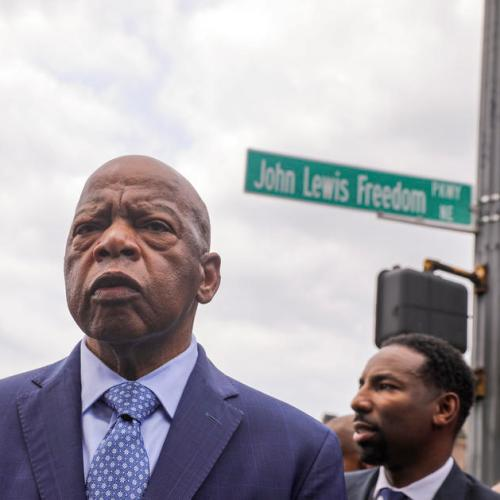 U.S mourns the death of civil rights icon John Lewis