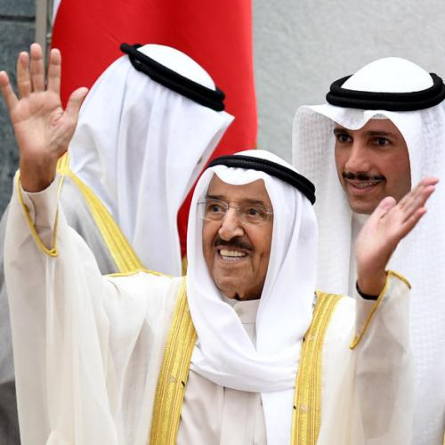 Kuwait ruler taken to the USA to complete medical treatment