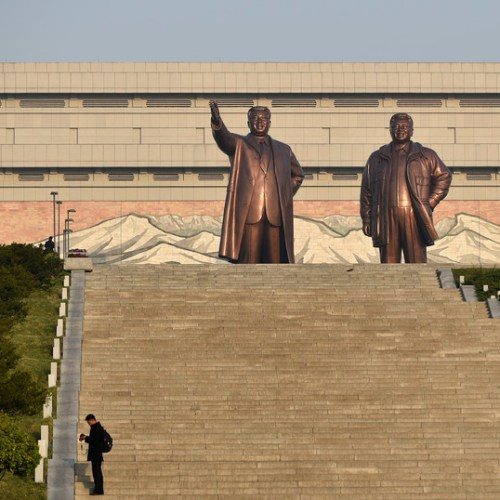 North Korea's economy grows for first time in 3 years