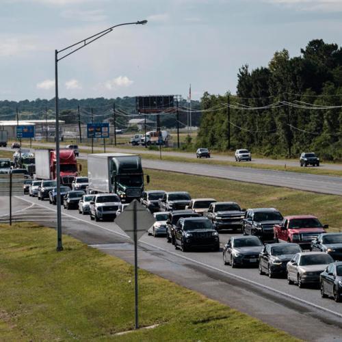 Half a million ordered to evacuate Gulf Coast because of Hurricane Laura