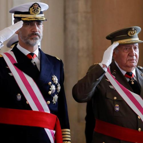 Spain's former King Juan Carlos forced to go into exile amid tax haven scandal