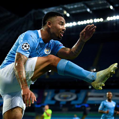 Confident and focused Manchester City beats Real Madrid