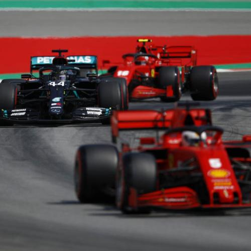 Hamilton expects tough challenge by Verstappen