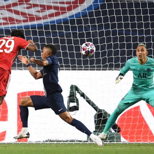 Bayern Munich wins UEFA Champions League