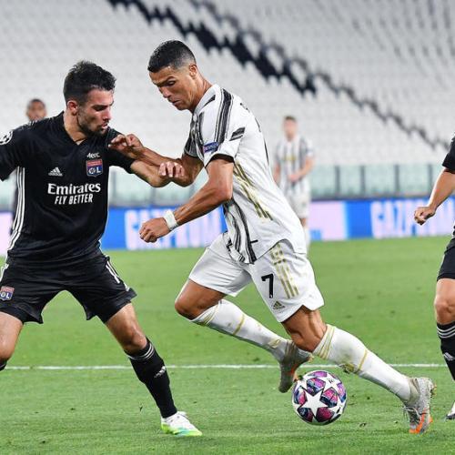 Olympique Lyonnais qualifies for Champions League QF