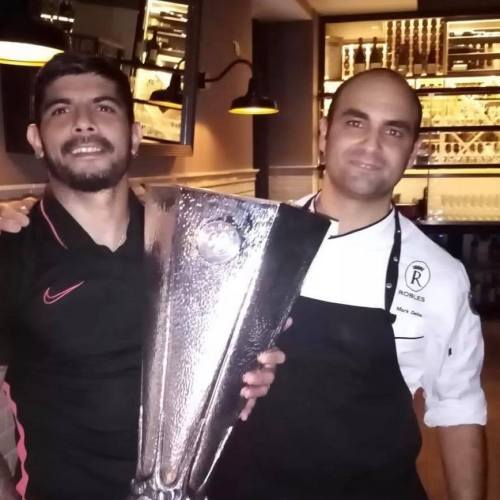 Chef Mark Delia – Malta's professional flavour in Sevilla's Europa League victory
