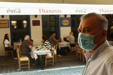 Greek economy shows resilience in first quarter amid pandemic