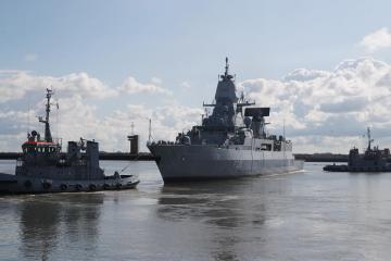 Operation Irini gets new commander to monitor Libya's arms embargo