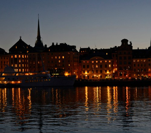 Record drop in Swedish GDP