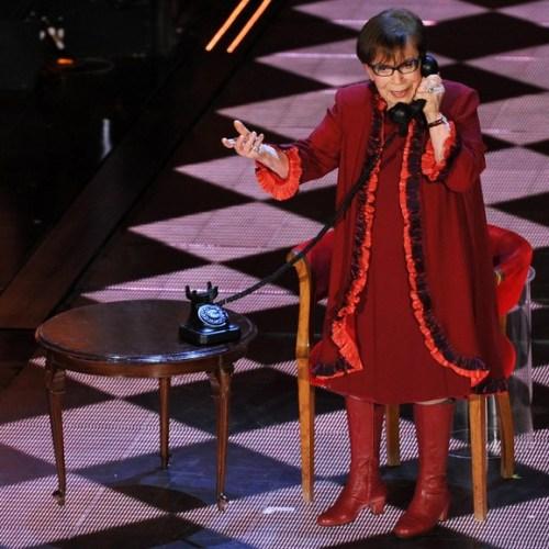 Italy bids arrivederci to the elegant, ironic and versatile actress Franca Valeri