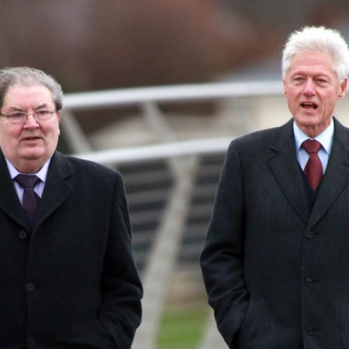 Irish Nobel Peace Prize winner John Hume has died