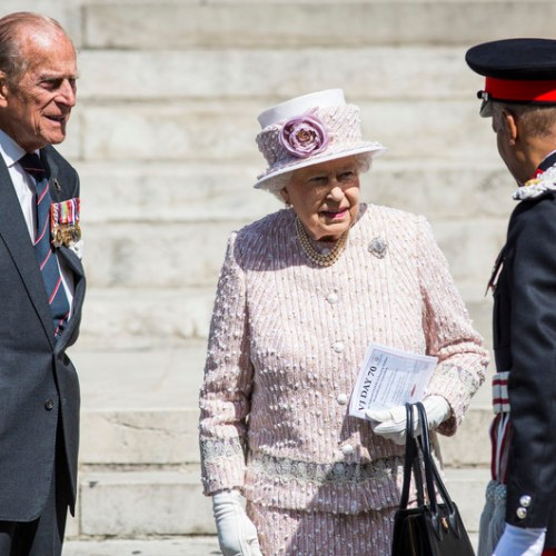 Prince Philip and royals to lead UK's VJ Day commemorations