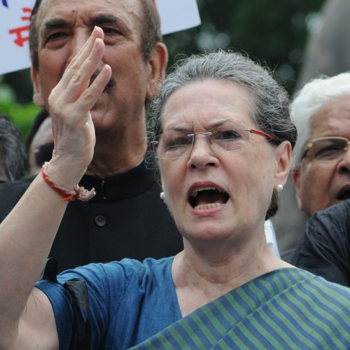 India's main opposition party faces leadership crisis