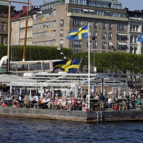 Swedish economy to shrink less than feared in 2020
