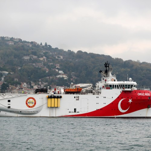Turkey to conduct seismic survey in eastern Mediterranean