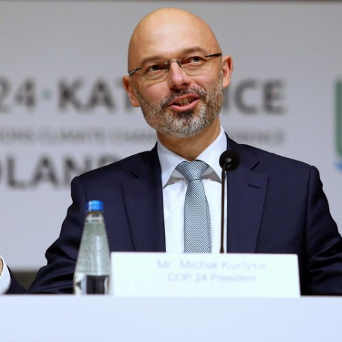 Polish climate minister tests positive for coronavirus another minister in isolation