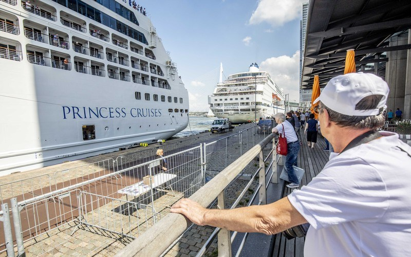 Princess Cruises cancels early 2021 voyages on two ships over COVID-19 restrictions