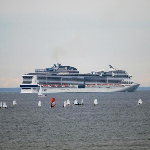 Estonia's port reports 31.8 percent drop in revenue