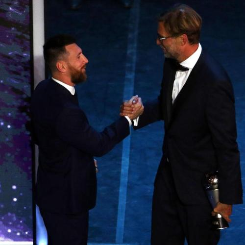 Klopp rules out Messi's move to Liverpool
