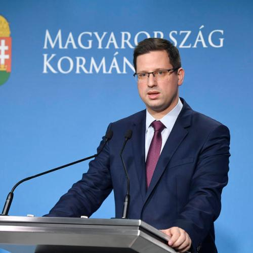 Hungary PM Orban's cabinet chief quarantined over coronavirus