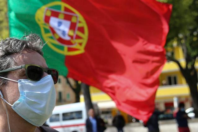 Tourism-dependent Portugal posts worst GDP slump since 1936