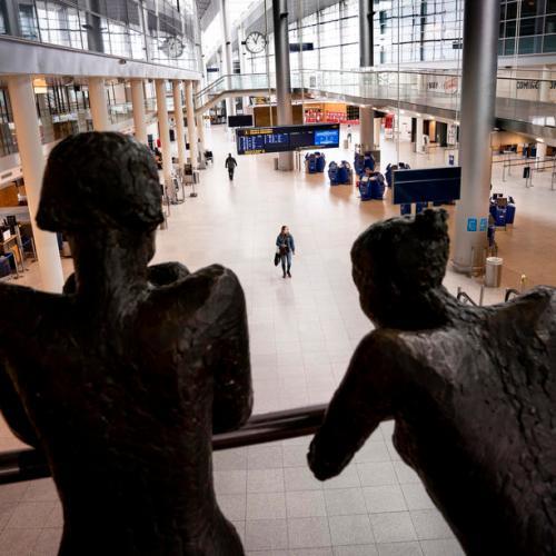 Copenhagen Airports to lay off 650 staff