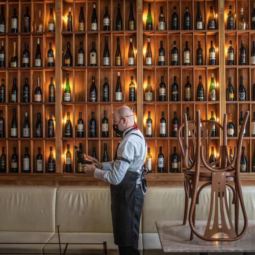 Italy, France seek premium wine output cut as virus hits sales