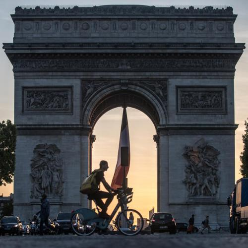 French unemployment rate hits 37-year low as lockdown skews data