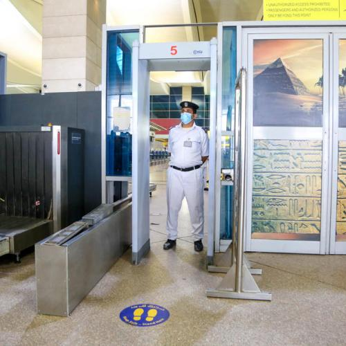 Egypt says from September travellers must show coronavirus test results