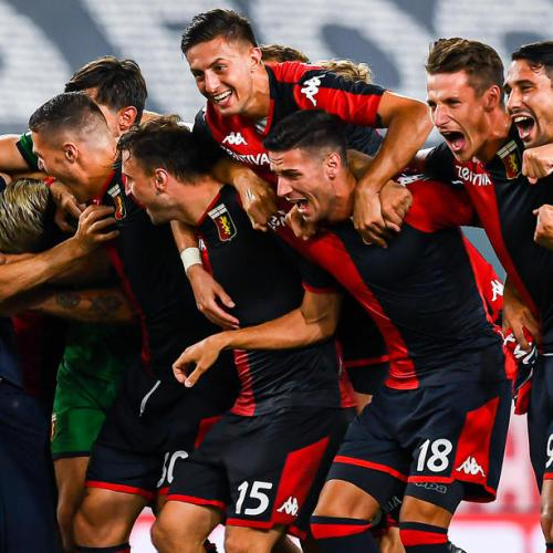 Genoa survive as Lecce relegated on final day of Serie A