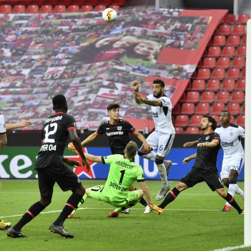 Sevilla, Leverkusen cruise into Europa League quarter-finals
