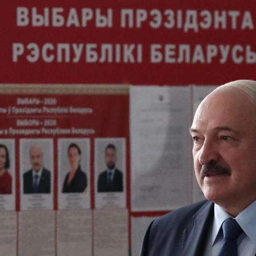 Exit poll shows Lukashenko is set to win Belarus presidential election with 80% support