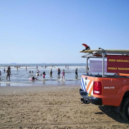 Dutch heatwave proves fatal for some swimmers