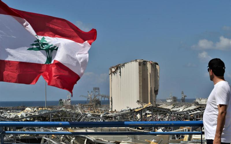 Kuwait to rebuild Lebanon's only large grain silo destroyed in blast