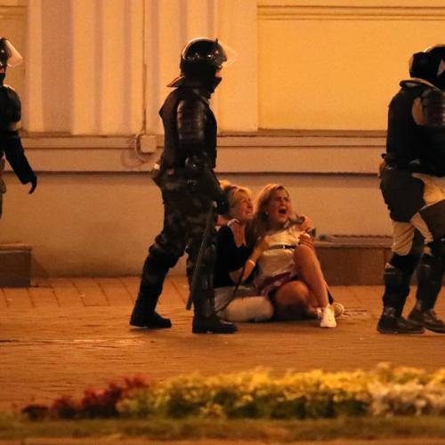 New wave of arrests in Belarus