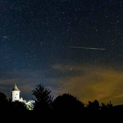Photo story: Perseids swarm over Hungary
