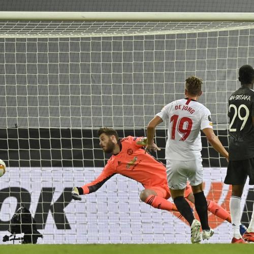 Sevilla reach Europa League final after beating Man Utd