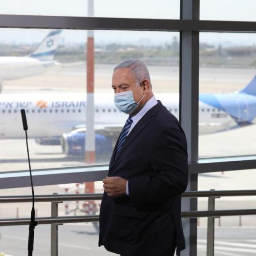 Israel's President invites UAE's de facto leader