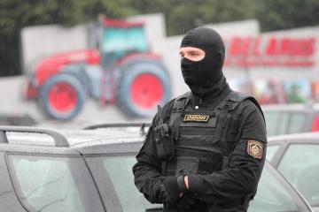 UPDATED: Belarus forces kill IT worker in shootout, opposition says