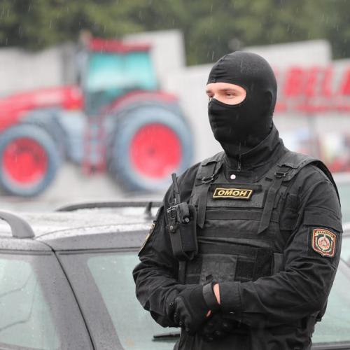 Chief editor of independent Belarus news agency missing after raid