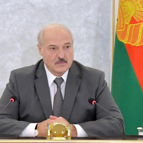 Lukashenko steps up efforts to reassert control, EU announces sanctions