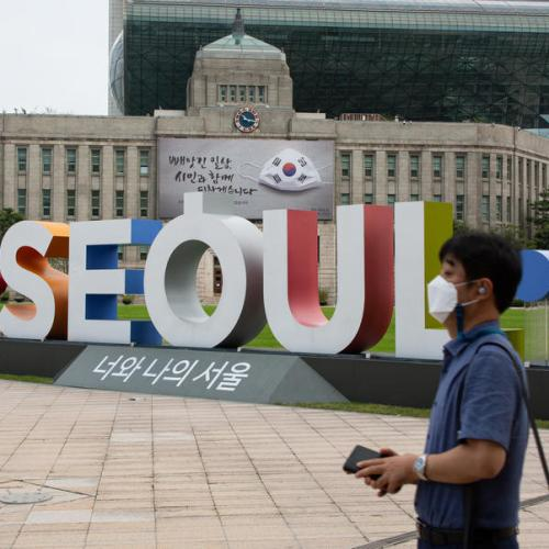 South Korea battles coronavirus outbreak in capital city
