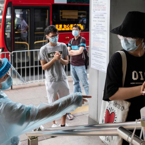 China reports 22 new coronavirus cases on Aug. 20; fifth day of zero local cases