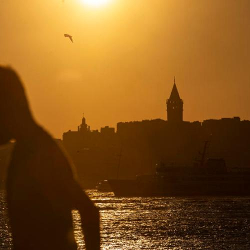 Turkey's foreign visitor arrivals dive 86% in June