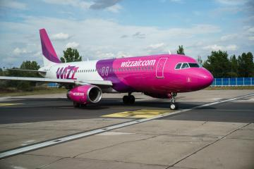 Wizz Air says September passenger numbers up 91% vs Sept. 2020