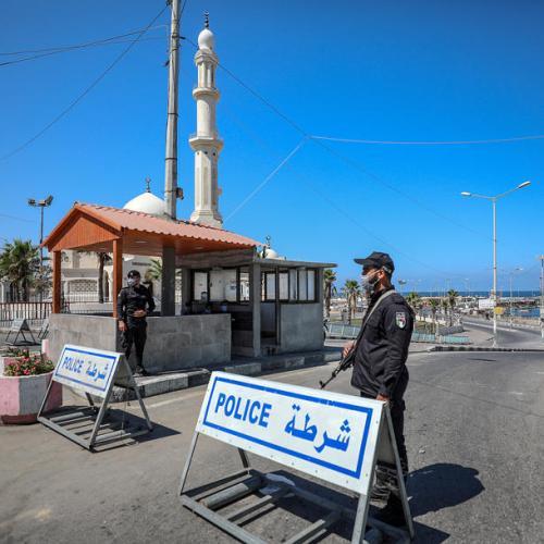 Gaza man dies of coronavirus as enclave clamps down on outbreak